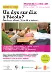 Conférence dyslexie 12/12/2012