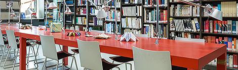 Les bibliothèques et ludothèques (photos)