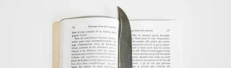 Rencontre Autour d'un Livre : «Chronique d'une mort annoncée» de Gabriel Garcia Marquez