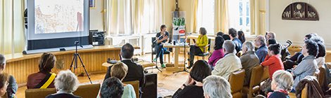 Merle ! Anne Herbauts, hommage et rencontre (photos, audio)