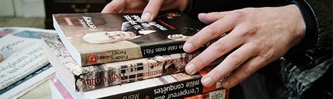 Livres chez soi : prêt de livres à domicile