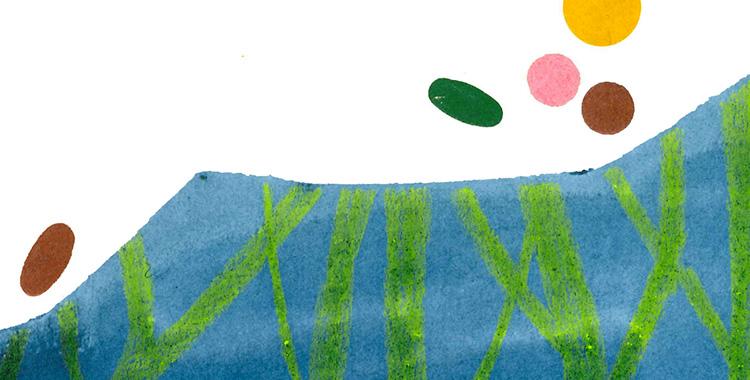 15/10 et 16/11 — Anne Herbauts : Là où la forêt fait un bruit de mer — Ateliers créatifs avec Stéphane Ebner