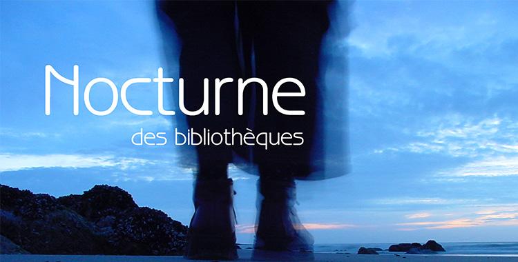 25/11 — Nocturne des bibliothèques