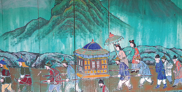 9/6 — Quelqu'un livre… L'Histoire de Sukhyang