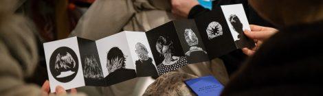 Quelqu'un livre… La librairie du ciel (photos)