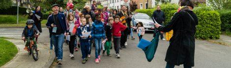 La joyeuse parade des mots (photos)