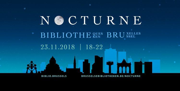 23 novembre - Nocturne des bibliothèques/ken