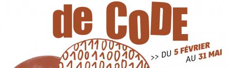 Ateliers de CODE pour jeunes - COMPLETS !