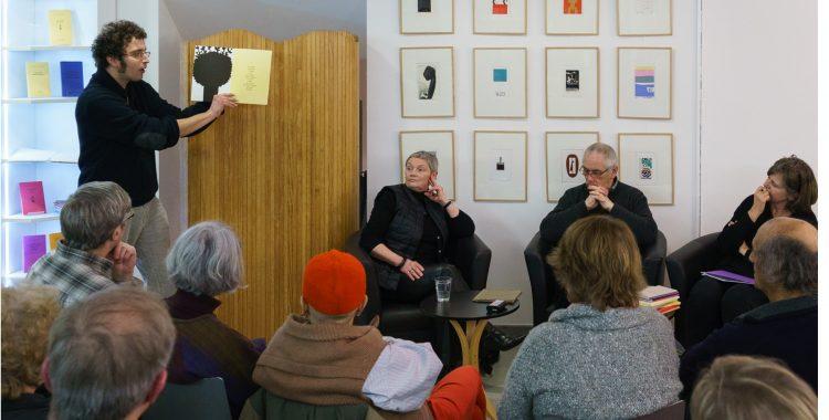 Jeudi 21 mars: Les Collecteurs de mots