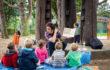 Les mardis de juillet & août : Lire dans les parcs