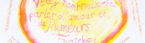 Vendredi 14 février : Soirée débat - Amours et Rumeurs !