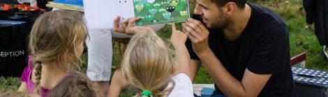 Lire dans les parcs : les mardis de l'été & les jeudis 16/7 & 13/8
