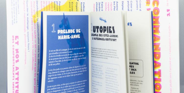 JOURNAL INTIME DE QUARTIER : PARLER LES POCHES VIDES n°2