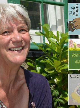 Participer à la mise à l'honneur de l'auteur-illustratrice boitsfortoise Sabine De Greef ? C'est ce mardi 28/09 !