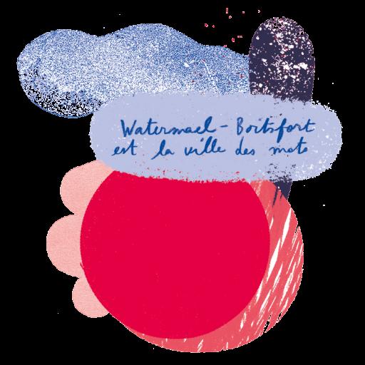 Watermael-Boitsfort, Ville des Mots 2018 Presse