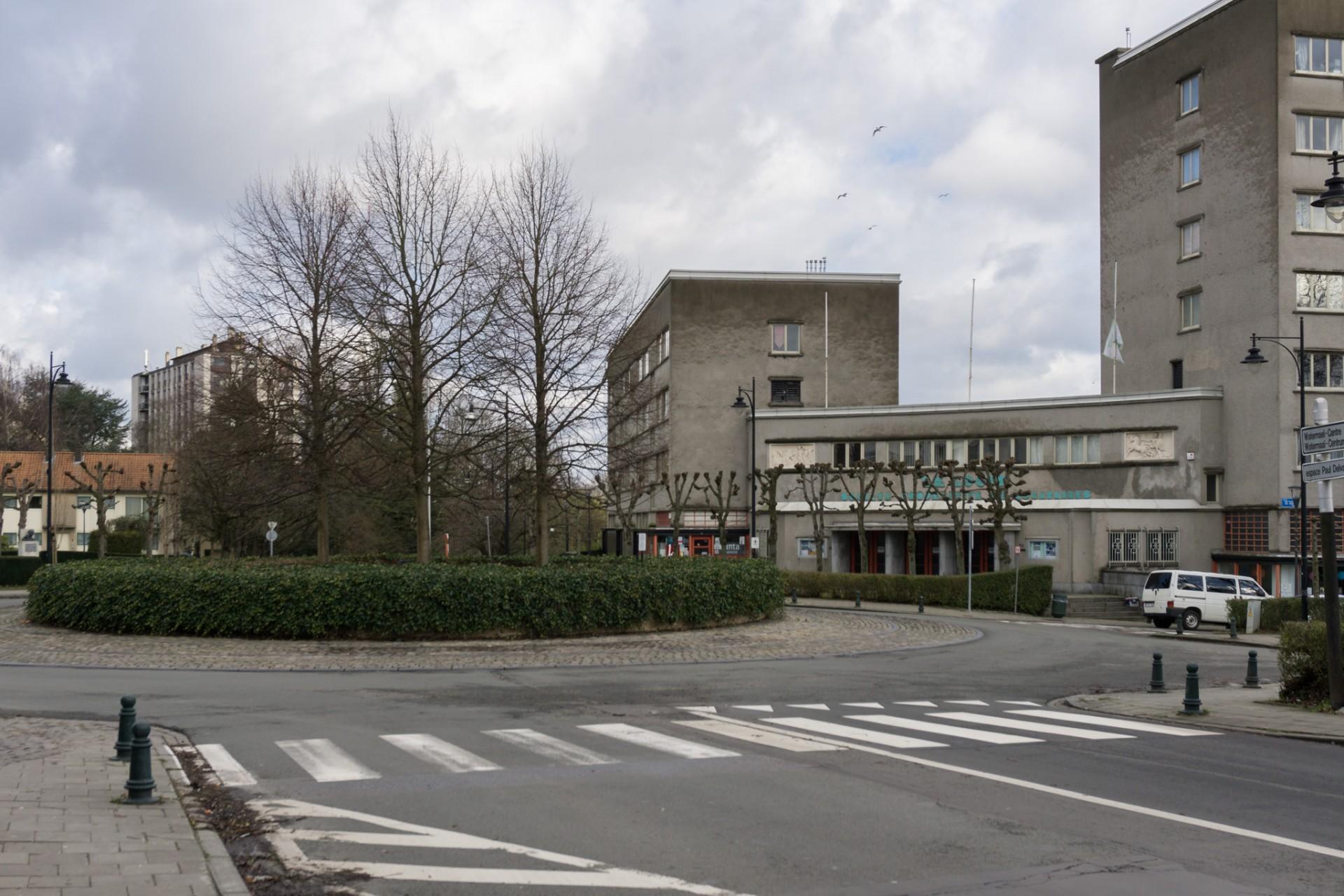 Watermael-Boitsfort, Ville des Mots 2018 Photos > Studio Logis