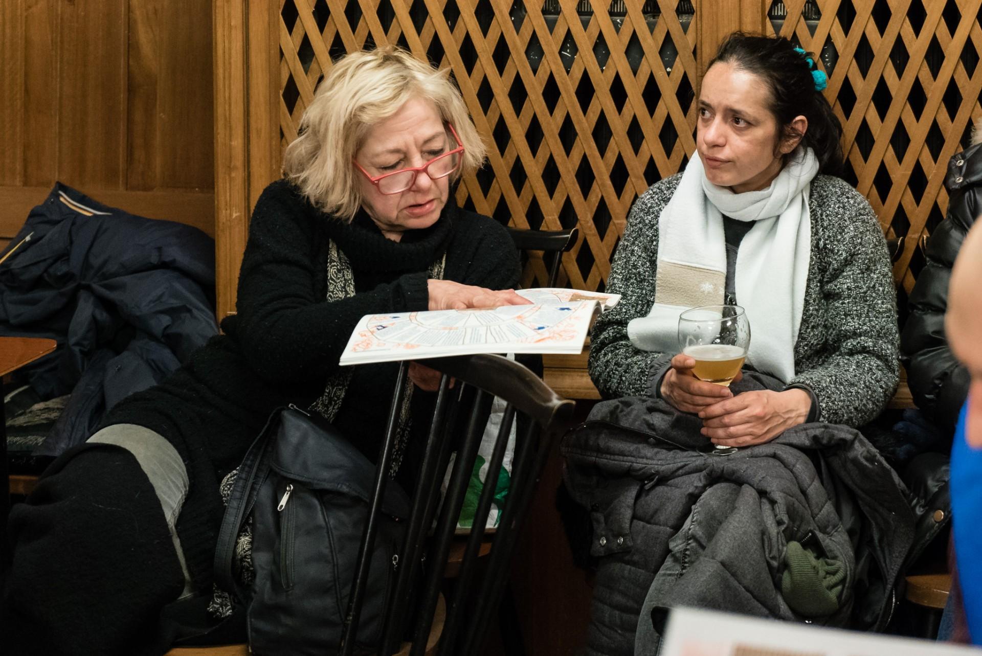 Watermael-Boitsfort, Ville des Mots 2018 Photos & vidéo > WB, synonyme de richesse ? (débat)