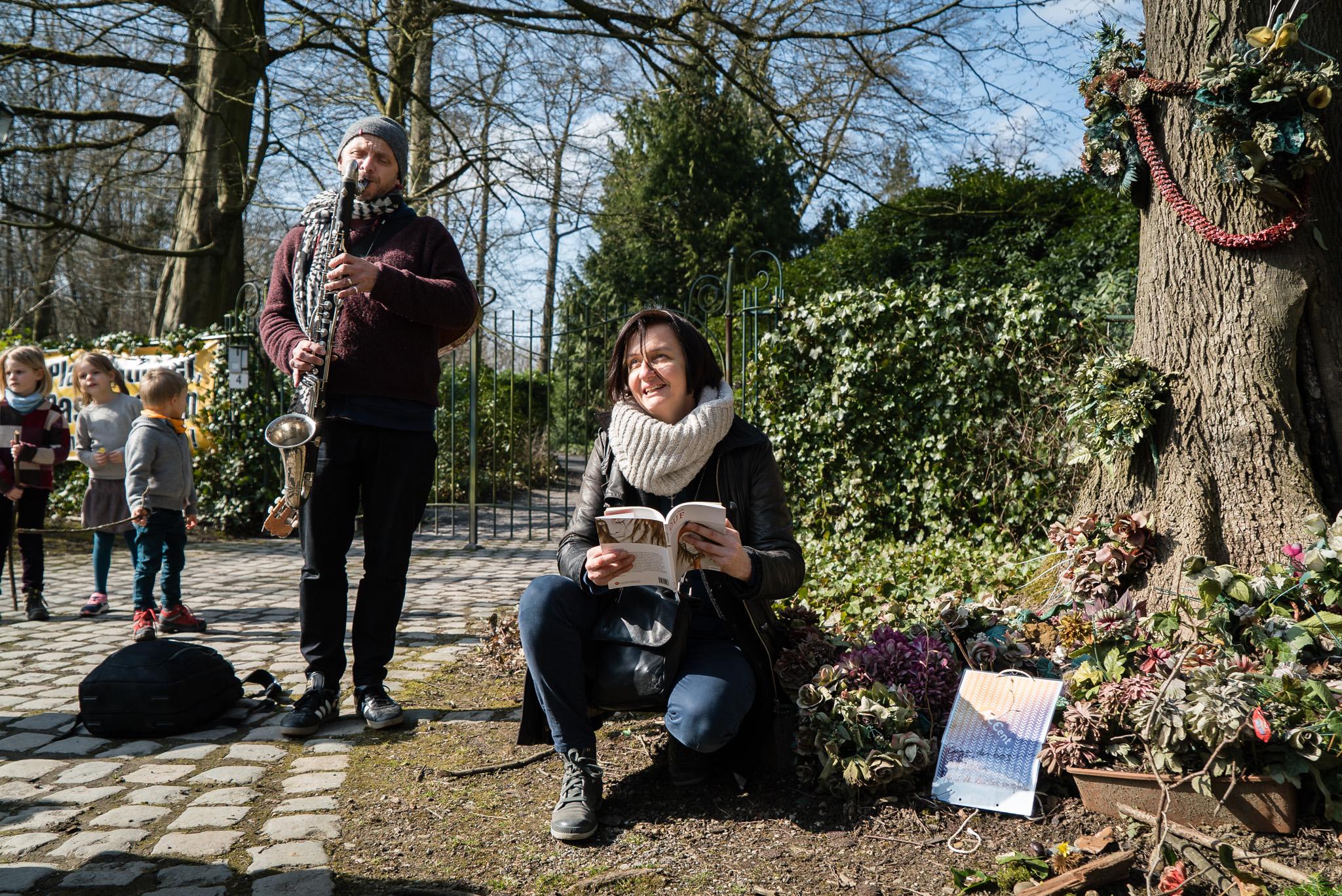Watermael-Boitsfort, Ville des Mots 2018